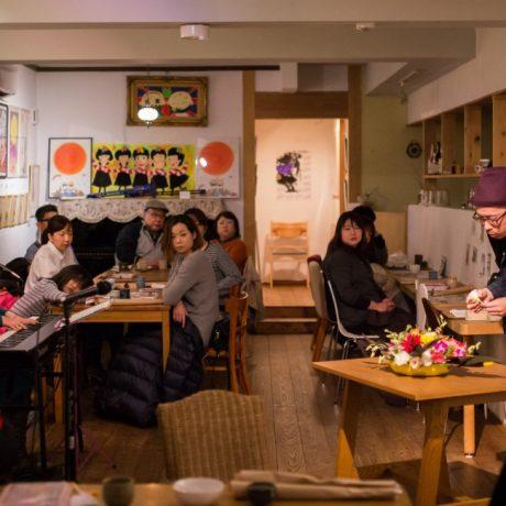 【フラワーライブ】レストラン2周年企画1
