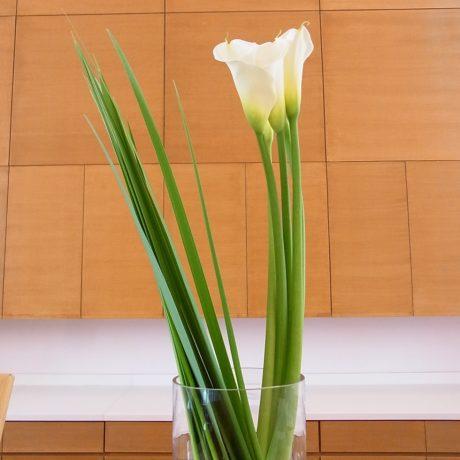 【活け込み】レストラン装花1