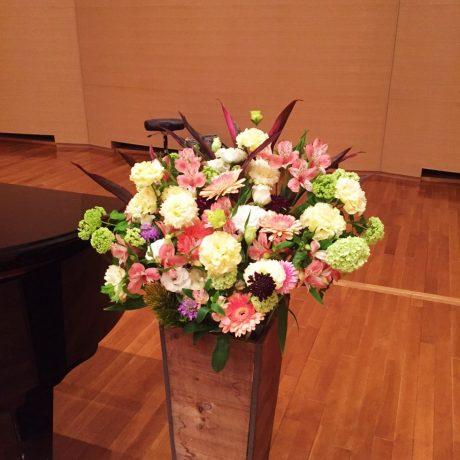 【スタンドアレンジメント】ステージ装花1
