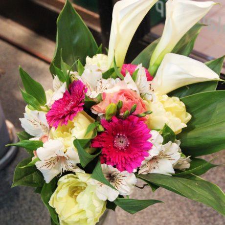 【花束】結婚記念日2
