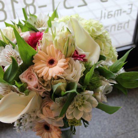【花束】結婚記念日1