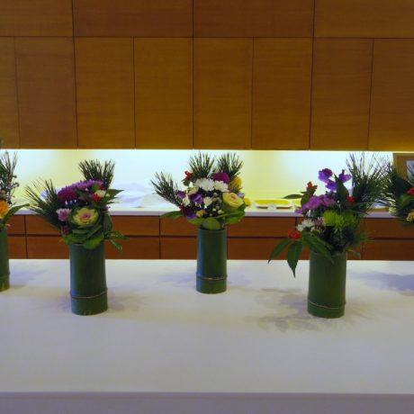 【活け込み】お正月装花1