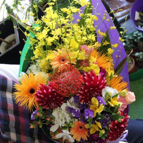 【花束】結婚式2次会2